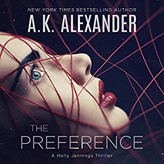 The Preference audiobook cover art