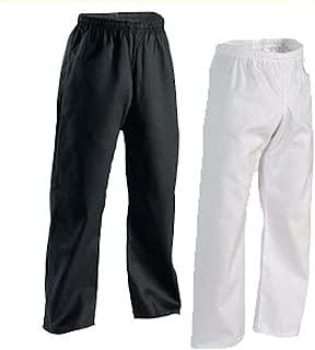 Century Middleweight Student Elastic Waist Pants - White