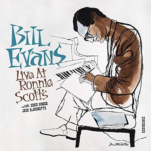 ライヴ・アット・ロニー・スコッツ / ビル・エヴァンス (Live At Ronnie Scott's / Bill Evans) [2CD] [Import] [日本語帯・解説付] [英文解説全訳付] [Live]