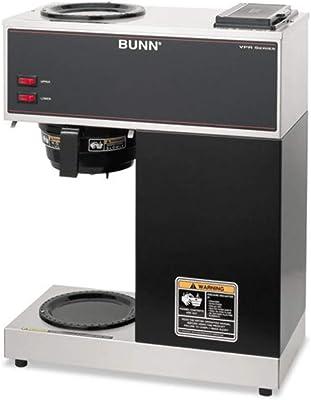 Bunn VPR Coffee Brewer - Cafetera (Cafetera de filtro, 14.4 L)