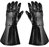 Suit Yourself Star Wars Darth Vader Gloves for Adults, Halloween Costume Accessory, One Size, Faux Leather Gauntlets