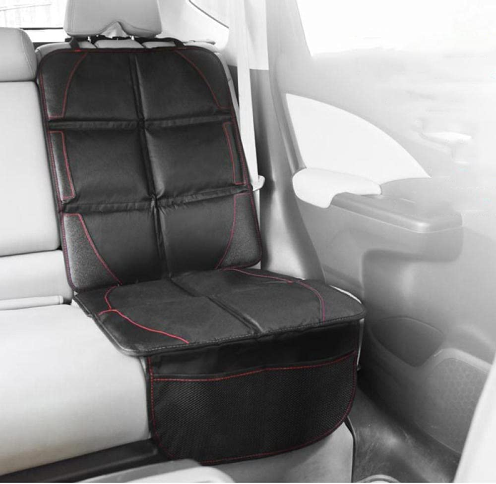 QXXKJDS outlet Black Oxford Luxury Virginia Beach Mall PU Leather Seat N Car Protector Auto
