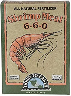 shrimp shell meal fertilizer