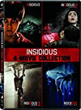 Insidious / Chapter 2 / Chapter 3 / The Last Key (DVD set) NEW, sealed