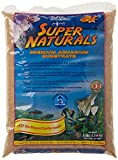 Carib Sea ACS05839 Super Natural Sunset Gold Sand for Aquarium, 5-Pound