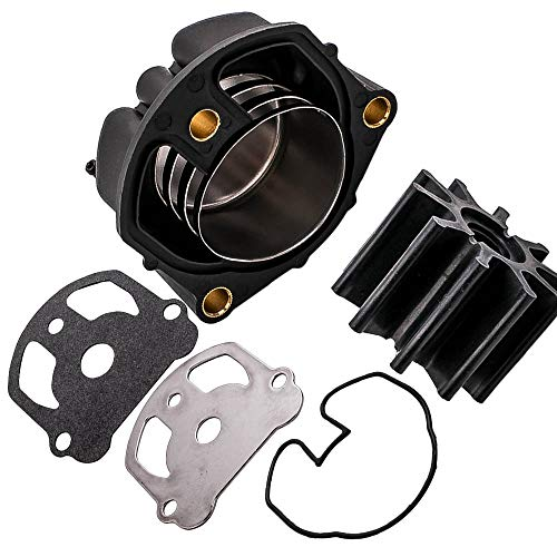 Water Pump Impeller Kit fit OMC Cobra with Liner replaces 984461 983895 777128