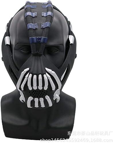 echa un vistazo a los más baratos LXIANGP Máscara de PVC de Halloween Máscaras de Rendimiento de de de Rendimiento Bain Headgear Horror Zombie Devil Mask  Ahorre hasta un 70% de descuento.