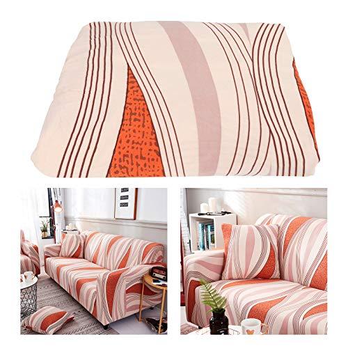KUIDAMOS Protector de Muebles, Funda de sofá, Accesorio de sofá, Convencional Grueso, para decoración del hogar para sofá, Oficina en casa(Individual)
