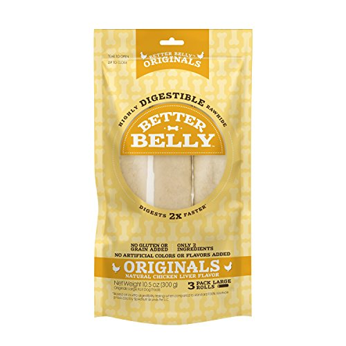 Better Belly Dn-20035 Large Rolls (3 Pack), Any
