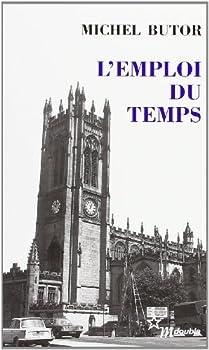 L'Emploi du temps 2707315214 Book Cover