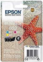 Epson C13T03U54010 approprié pour XP2100 Encre Couleur Multipack St Nr.603 7,2 ML