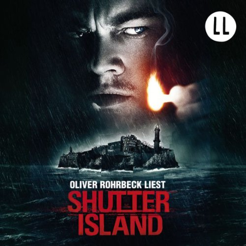 Shutter Island audiobook cover art