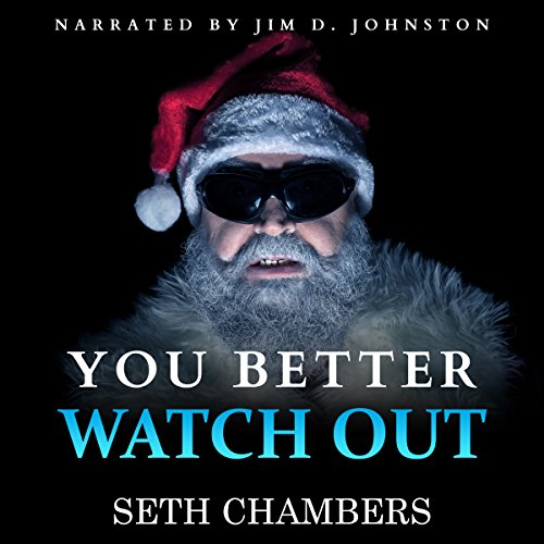 You Better Watch Out audiobook cover art