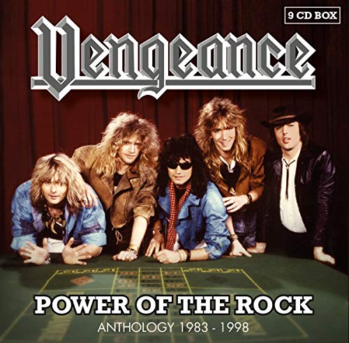 Power of The Rock-Anthology 1983-98