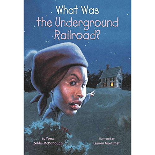 What Was the Underground Railroad? audiobook cover art