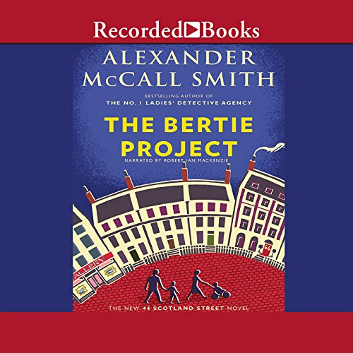 The Bertie Project audiobook cover art