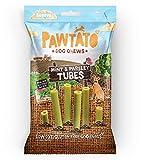 Pawtato menta y perejil tubos camote y arroz perro mastica 90g