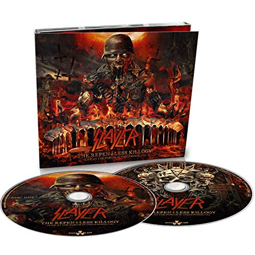 The Repentless Killogy (Live At The Forum In Inglewood Ca) (Digipack)