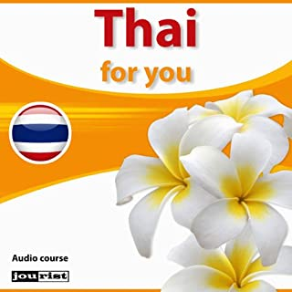 Thai for you audiobook cover art