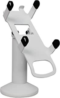 Swivel and Tilt Dejavoo Z8/Z11 Terminal Stand, Screw-in and Adhesive (White)