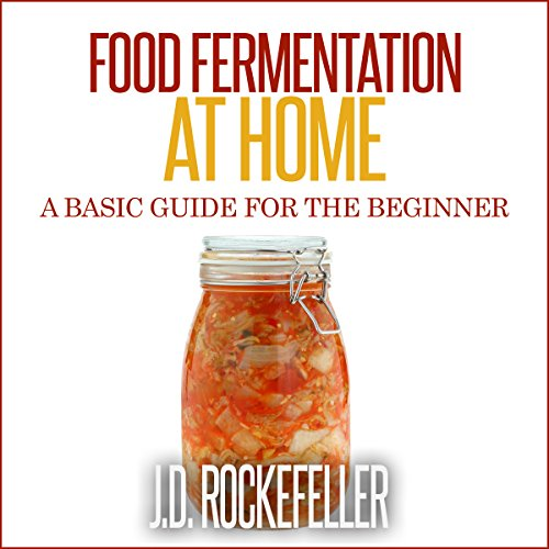 Food Fermentation at Home cover art