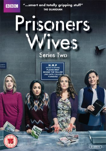 Prisoners Wives (Series 2) - 2-DVD Set ( Prisoners Wives - Series Two ) [ NON-USA FORMAT, PAL, Reg.2.4 Import - United Kingdom ]