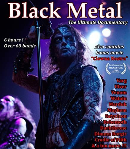 Black Metal: The Ultimate Documentary [Blu-ray]