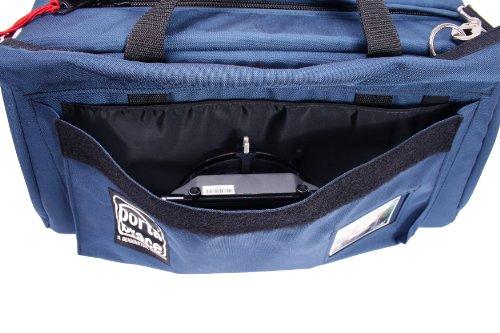 PortaBrace CS-DC3U Large DSLR Camera Bag - Blue
