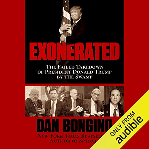 Page de couverture de Exonerated