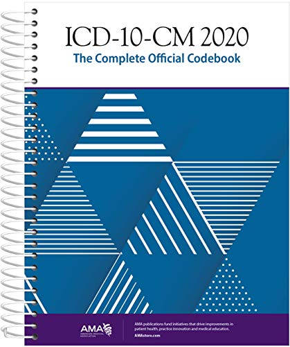 Compare Textbook Prices for ICD-10-CM 2020 the Complete Official Codebook ICD-10-CM the Complete Official Codebook 1 Edition ISBN 9781622029235 by American Medical Association