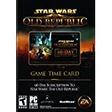 Star Wars: The Old Republic 60-Day Pre-paid Time Card (輸入版)