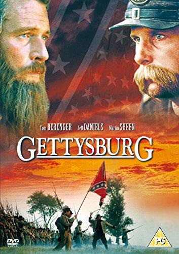 Gettysburg [Reino Unido] [DVD]