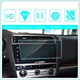 Maiqiken for Subaru Outback 2015 2016 2017 7 Inch Navigation Screen Protector Touch Screen Display Film 9H Hardness Anti Glare Anti Scratch GPS Screen Protector Foils