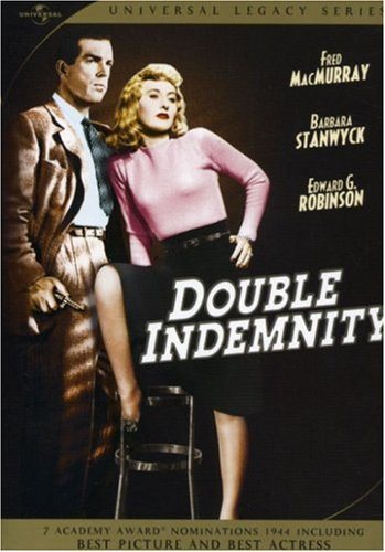 Double Indemnity (Universal Legacy Series)