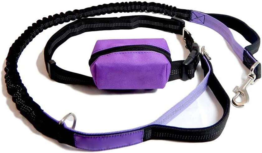 XHJTD Pet Beauty products Leashes Hands Free Limited time cheap sale Dog Bungee Leads Lead Adju with