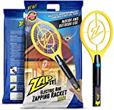 ZAP IT! Mini Bug Zapper - Electric Mosquito, Fly Killer and Bug Zapper