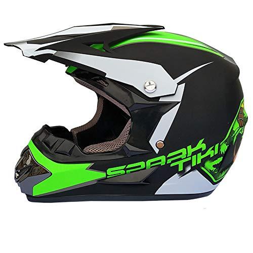 Casque De Motocross Casque D'équitation Plein Air pour Hommes Et Femmes,XL