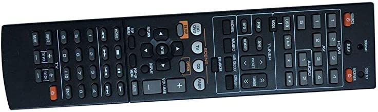 Best Easy Replacement Remote Control Fit for Yamaha YHT-399U HTR-5063 RX-V467 RX-V367 RX-V371 AV A/V Receiver Review