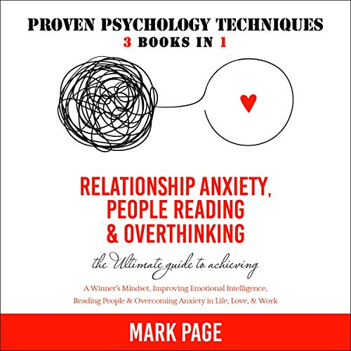 Relationship Anxiety, People Reading & Overthinking cover art