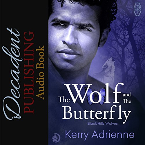 The Wolf and the Butterfly audiobook cover art
