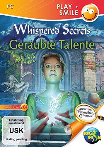 Astragon WHISPERED SECRETS: GERAUBTE TALENTE Básico PC vídeo - Juego (PC, Objetos escondidos)
