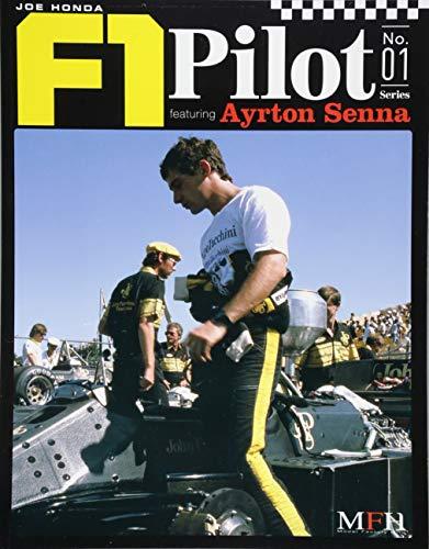 F1 パイロット シリーズ No.1 アイルトン・セナ (Joe Honda F1 Pilot series No.1)