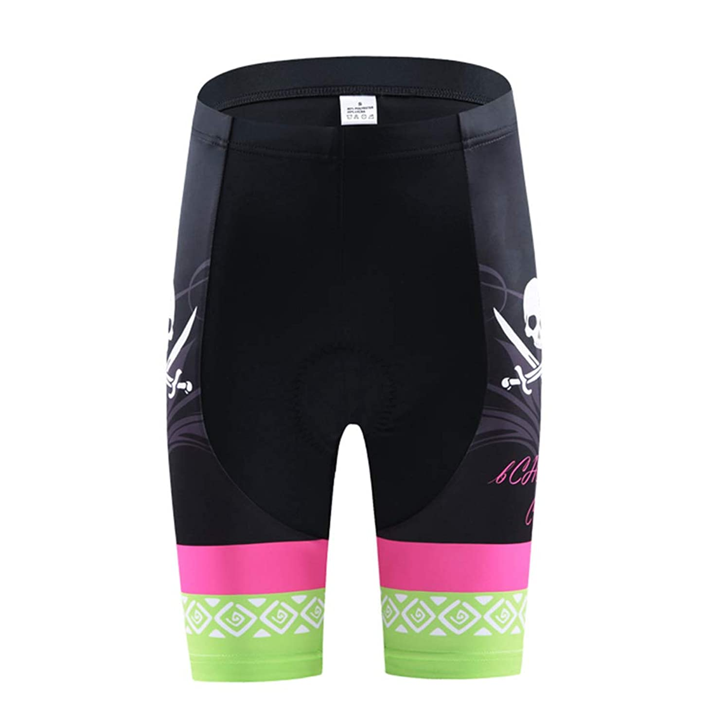 Women's Cycling Shorts MTB Bike Shorts Downhill Ladies Compression Short Cycling Tights Padded Bicycle Shorts