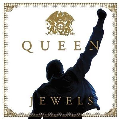 queen cd jewels