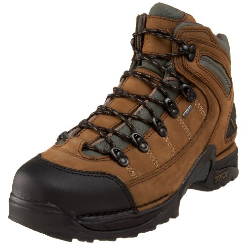 "Danner Men's 45364 453 5.5"" Gore-Tex Hiking Boot, Dark Tan - 12"