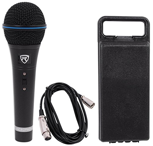 Best Cardiod Microphone With Xlr Cables