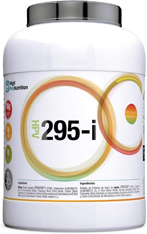 PREMIUM ISOLATE HPV I295 1,8 Kg (Mandarina-Mango): Amazon.es ...