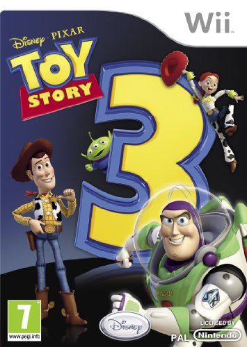 Toy Story 3: The Video Game (Wii) [Importación inglesa]