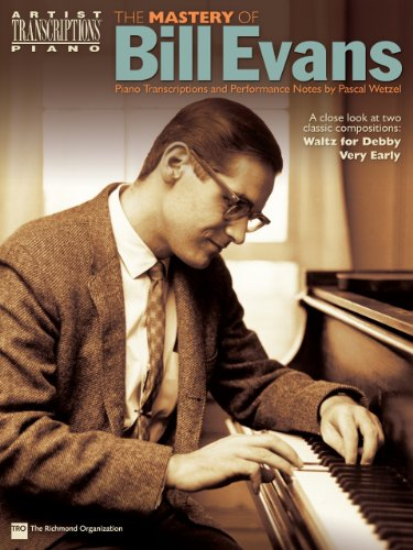 The Mastery of Bill Evans Songbook (English Edition)