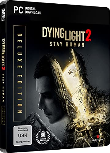 Dying Light 2 Stay Human Deluxe Edition (PC) (64-Bit)